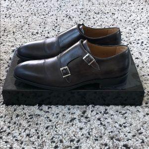 Magnanni Lucio Double Monkstrap Dress Shoes
